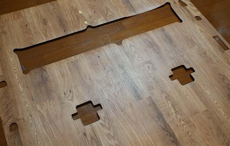 床張り用 長尺シート