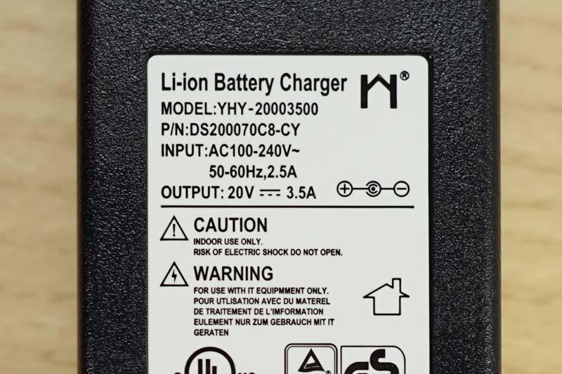 SmartTap PowerArQ mini ACアダプタ