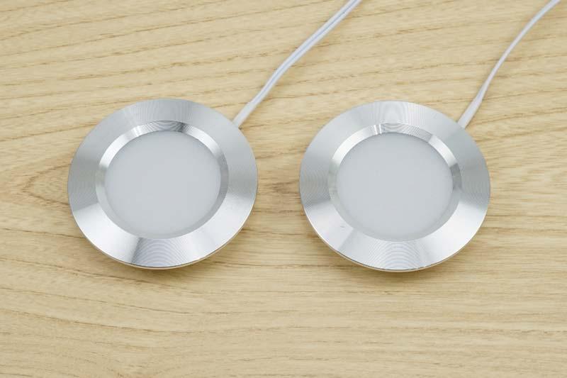 LEDパラダイス 12V車用LEDダウンライト 3W 15LED[4048]