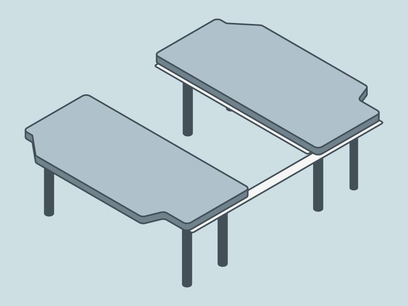 NV200 車中泊ベッドDIY ベッドの構造