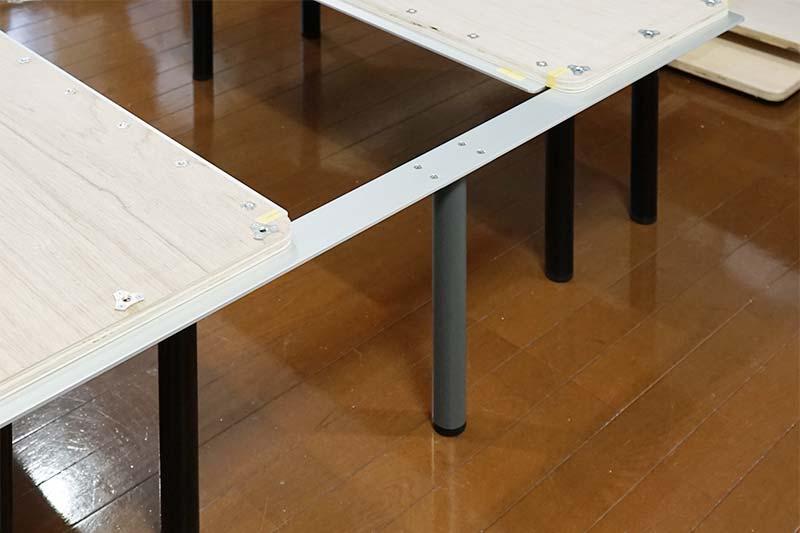 NV200 車中泊ベッドDIY IKEA ADILS オディリスを取り付け